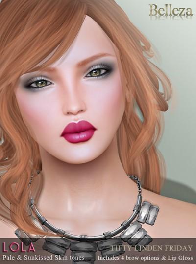 -Belleza- Lola FLF Skin Ad