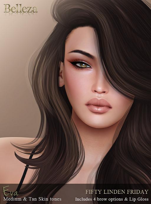 -Belleza- Eva FLF Ad